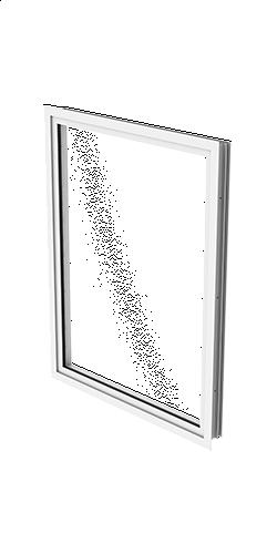 FIXED IMPACT WINDOW